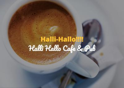 Café Pub Halli Hallo