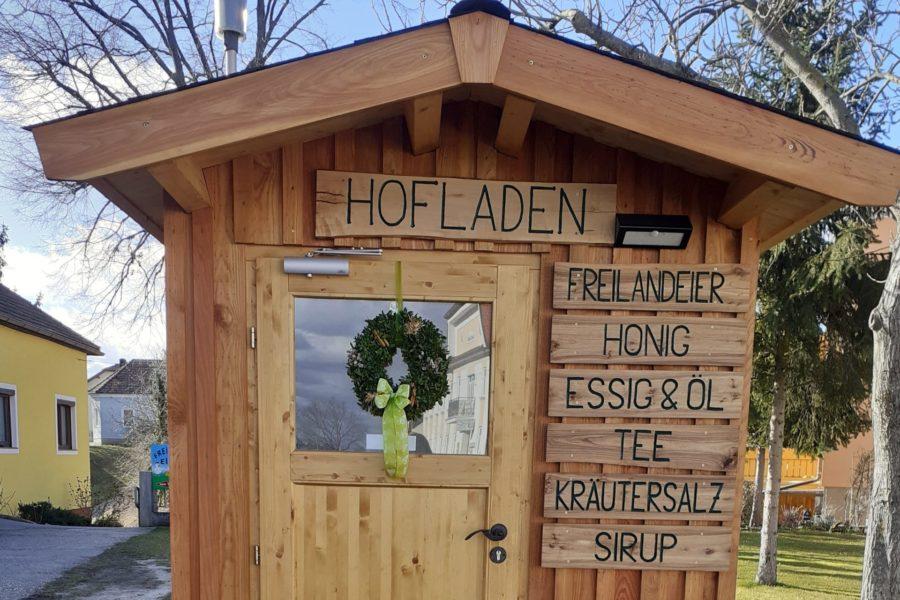 Hofladen, Foto von Tanja Moser