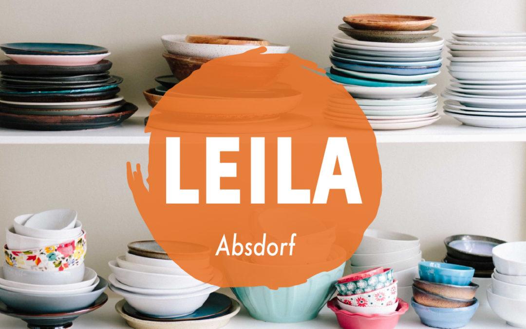 LeiLa Absdorf eröffnet am 29.8.2020