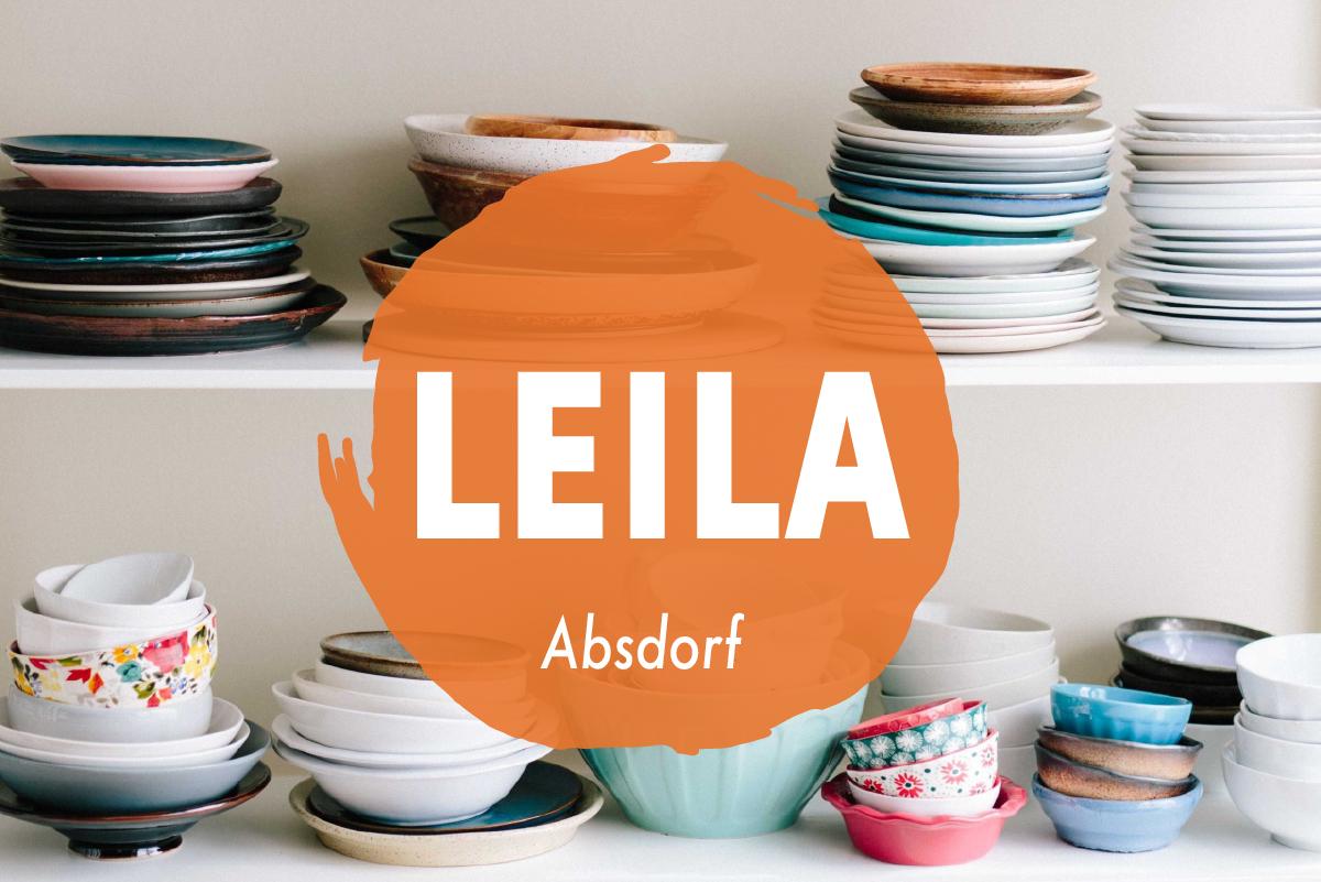 Leila Logo